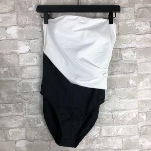 NWT Lauren Ralph Lauren Bel Aire Swimsuit